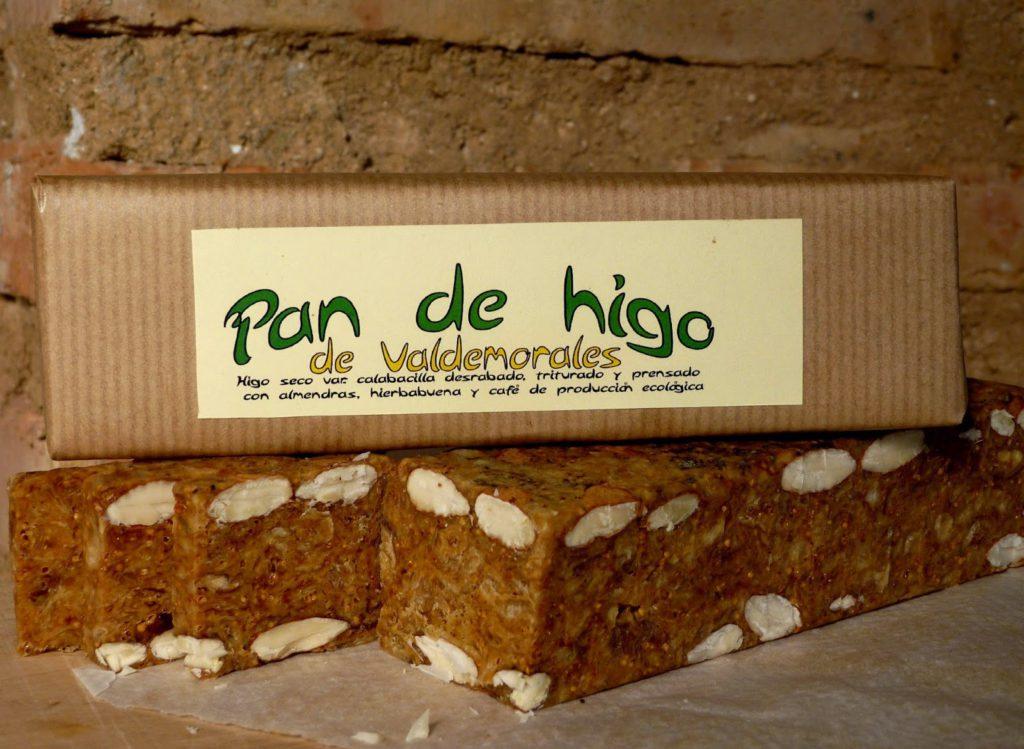 Pan de higo de Valdemorales