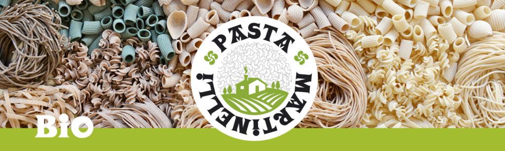 Pasta Martinelli: de consumidores de productos ecológicos y locales a productores