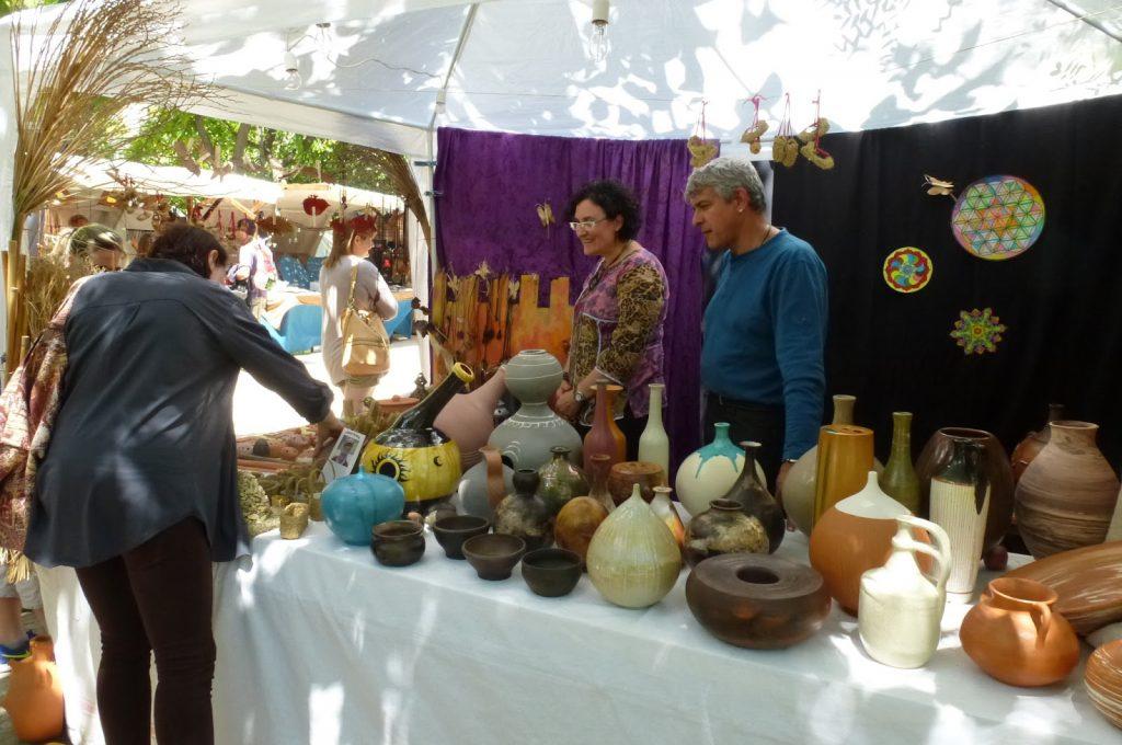 Feria Alternativa del barrio Madre de Dios